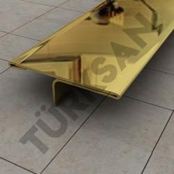 T Shaped Flooring Dividing Profile