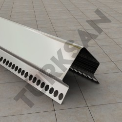 Sub-Tile Corner Protection Profile