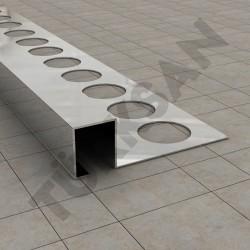 Square Box Edge Tile Trim Profile