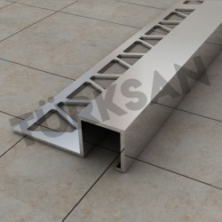 Ceramic Finish Vertical Box Profile